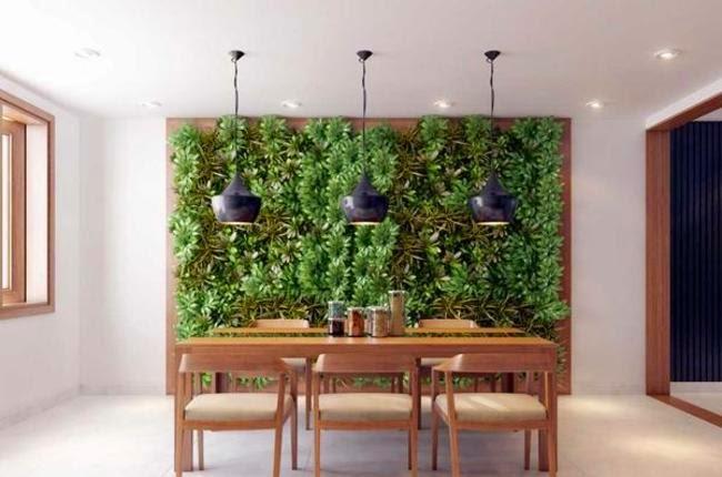 Hadirkan Suasana Alam di Ruang Makan