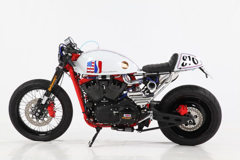 XR 1200 X Laurent+Dutruel+won+the+Street+Performance+class+with+his+turbo+charged+XR1200