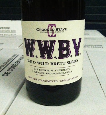 Crooked Stave Wild Wild Brett Violet