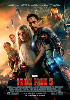 Iron Man Three Poster