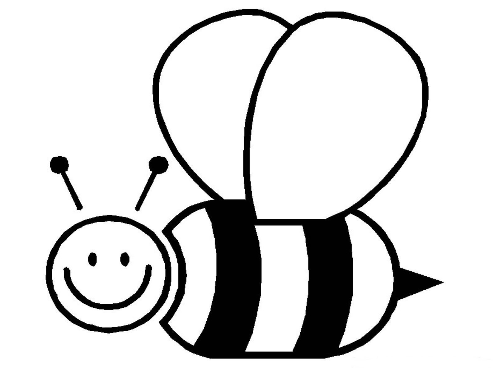 beehive coloring pages - photo#15