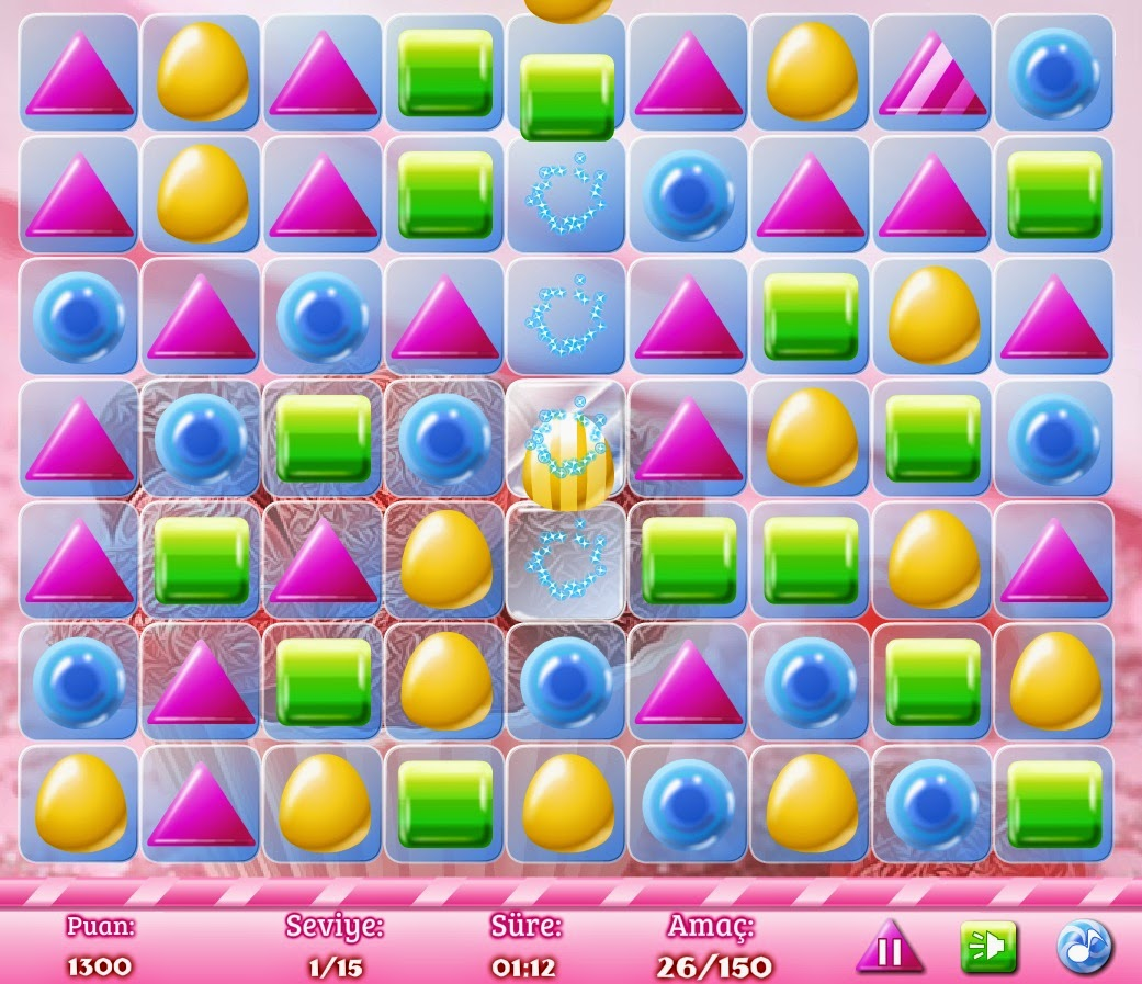 Candy Crush saga games - free gameplay now