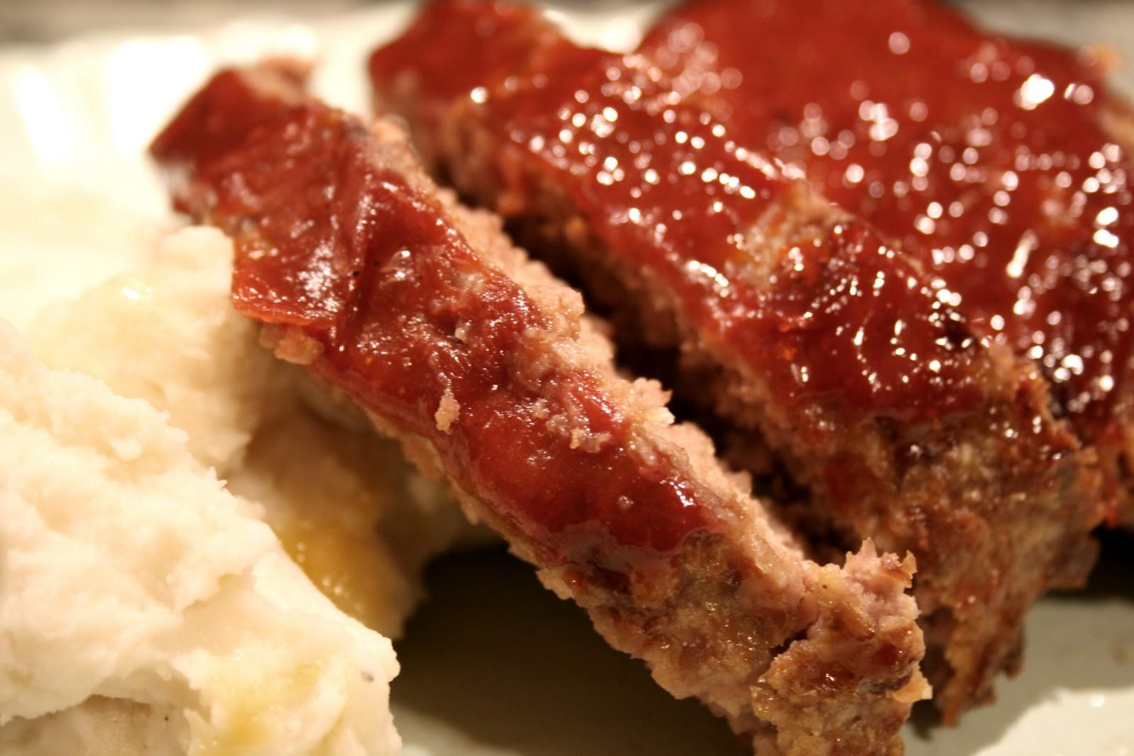 how to make basic meatloaf