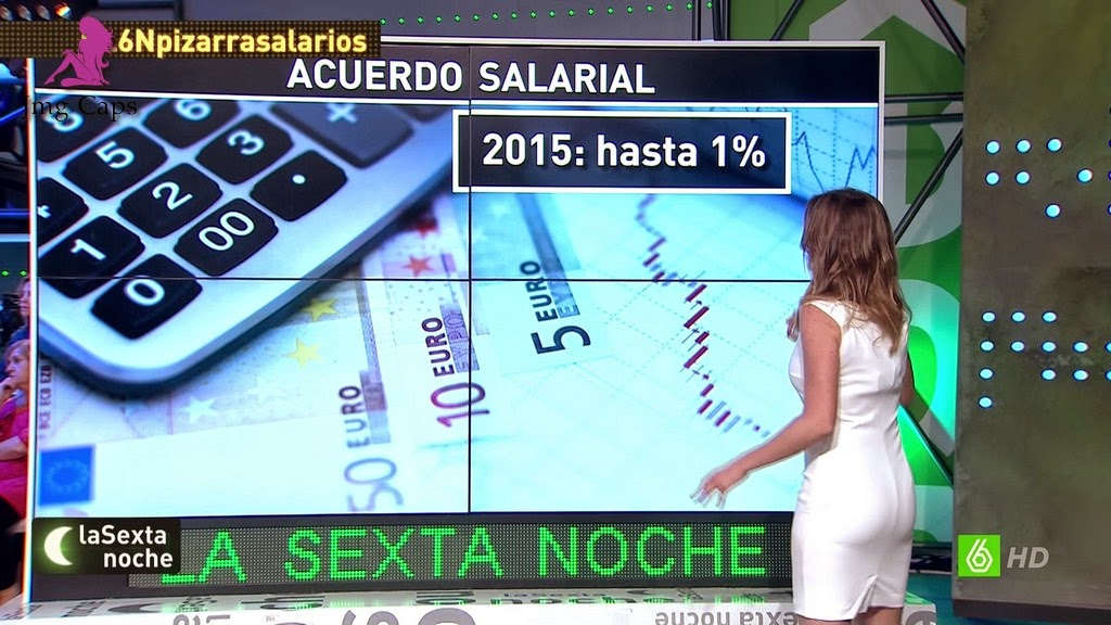 ANDREA ROPERO, LA SEXTA NOCHE (16.05.15)