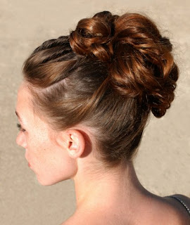 Updo Hairstyles for Prom