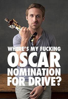 Ryan Gosling - Oscar 2012