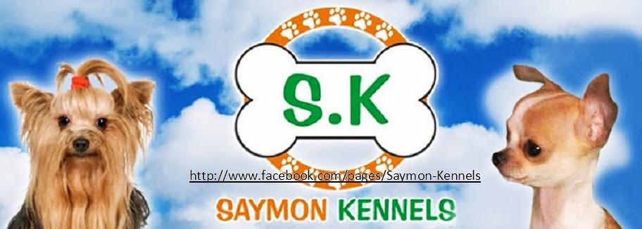 Saymon Kennels - Sección Cachorros en Venta