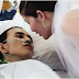 Dying Cancer Patient From Philippine Marries His Girlfriend