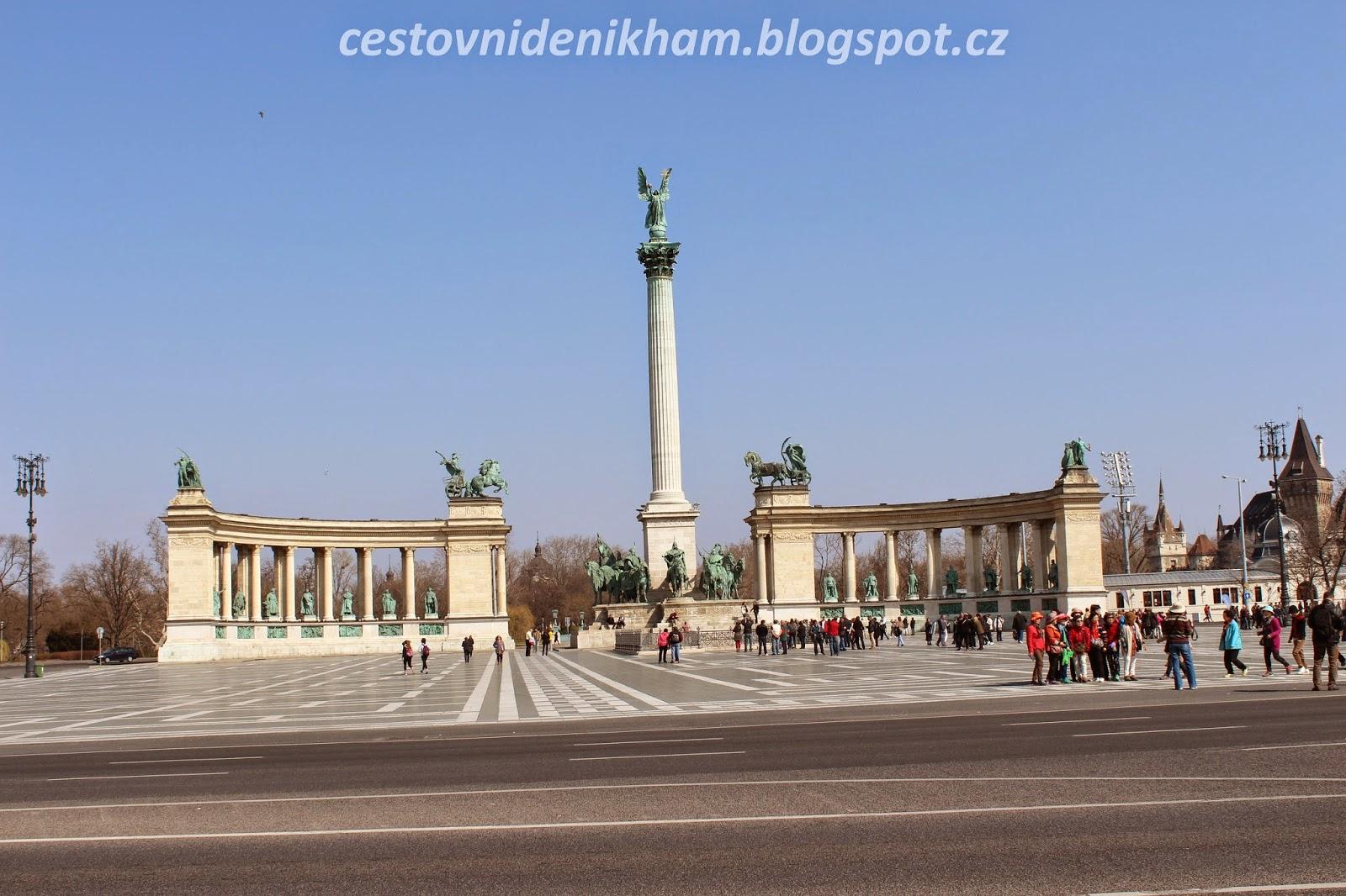 Náměstí Hrdinů // Heroes' Square