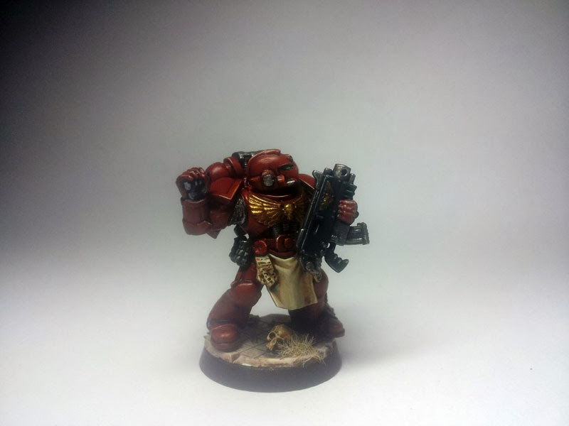 BLOOD ANGELS - WARHAMMER 40.000 5-2