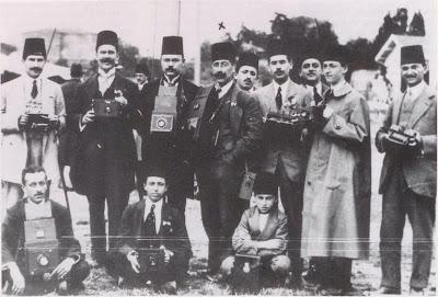 Ferit İbrahim Bey'in yetiştirdiği fotoğrafçılar