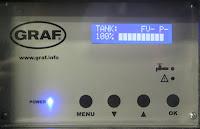Graf Regenwateropvang informatiedisplay