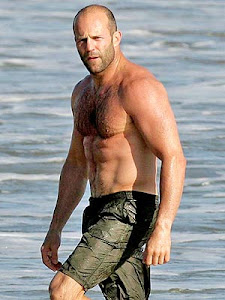 Jason Statham action man EYE CANDY