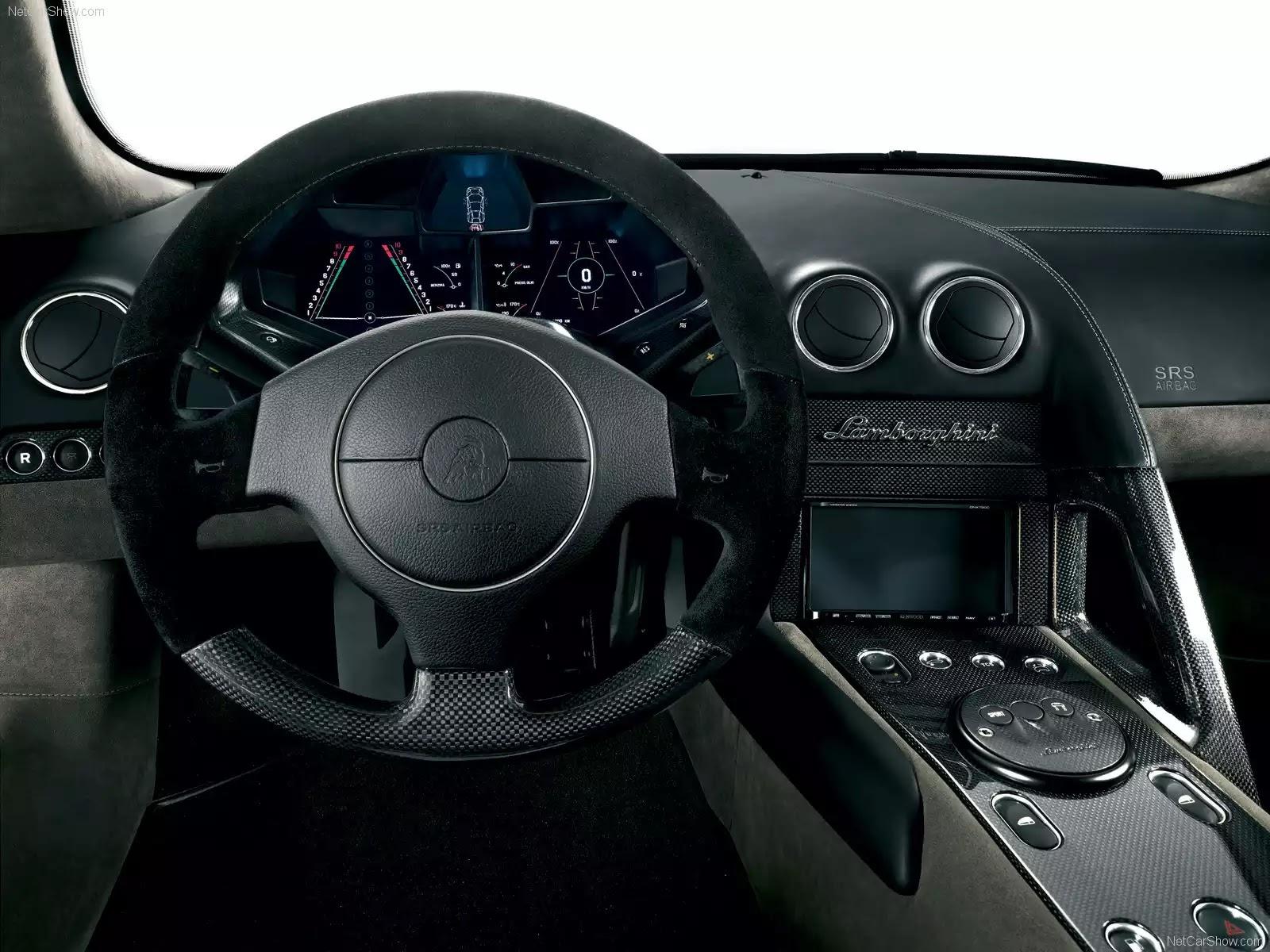 Hình ảnh siêu xe Lamborghini Reventon 2008 & nội ngoại thất