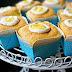 Lemon Curd Hokkaido Cupcakes