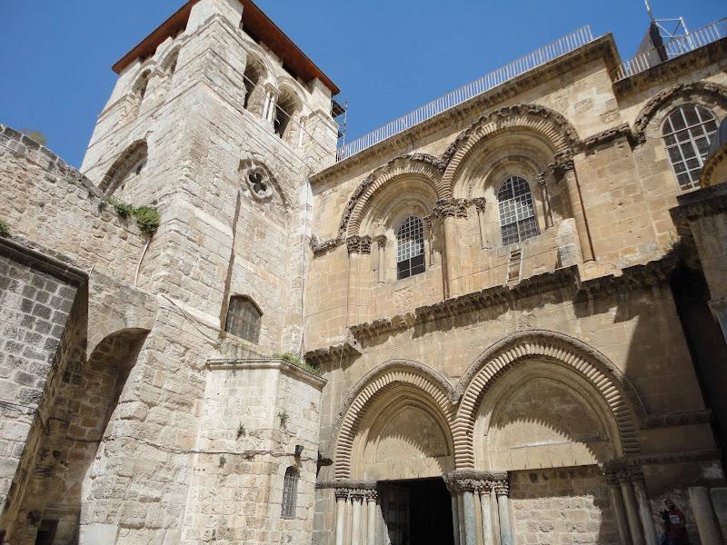 Jerusalén:Iglesia del Santo Sepulcro