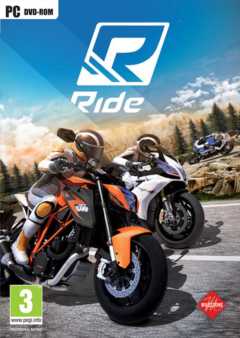 RIDE PC Full Español