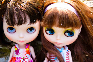blythe baby breath y chocolate