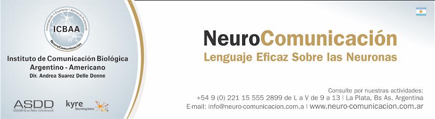 ICBAA es Neurocomunicación + Coaching con PNL + Lenguage Biológico NMG