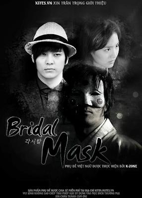 poster Mặt Nạ Cô Dâu
