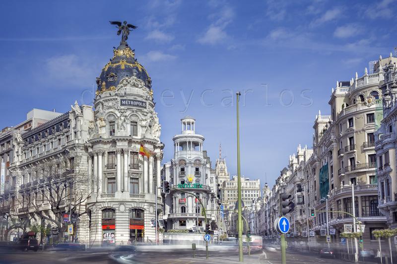 Fotograf as de ciudades y paisajes fotograf as de gran - Centros de jardineria madrid ...