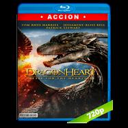 Dragonheart 4: Corazón de fuego (2017) BRRip 720p Audio Dual Latino-Ingles