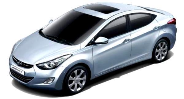 Hyundai Elantra 2011 Car 2