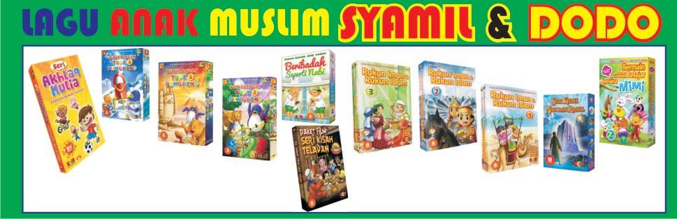 Lagu Anak Muslim-Kartun Anak-Kartun Islami-Lagu Anak anak Islami-Film Anak anak-Syamil Dodo