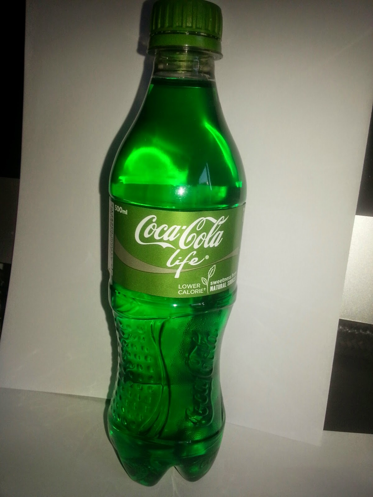 mbadirector  coca cola life  green joins red  silver