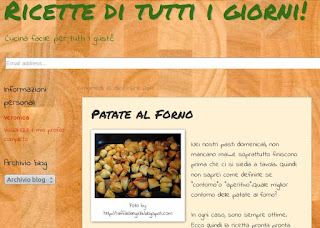 patate arrosto Raffaelangela Andrea