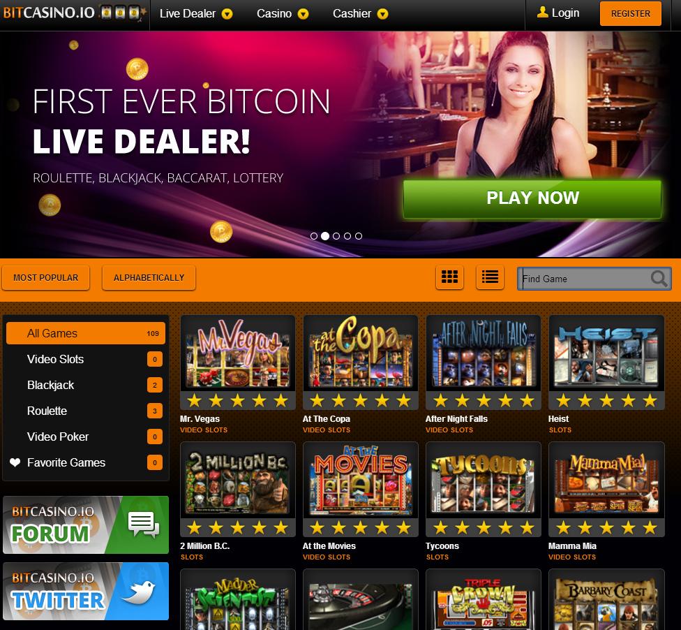 Live roulette bitcoin
