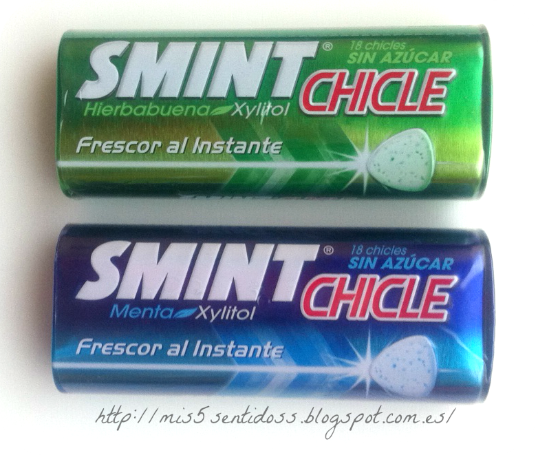 Chicles Smint