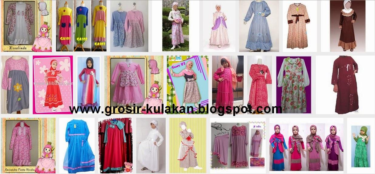 Distributor Baju Muslim Anak
