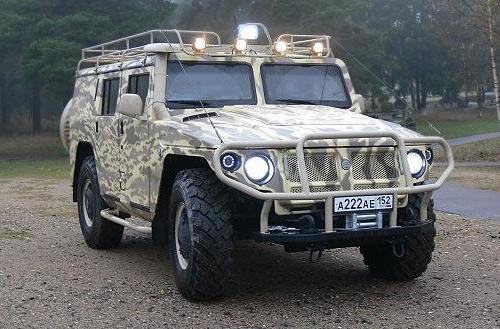 5 Mobil Perang yang Bisa Dibeli Orang Biasa