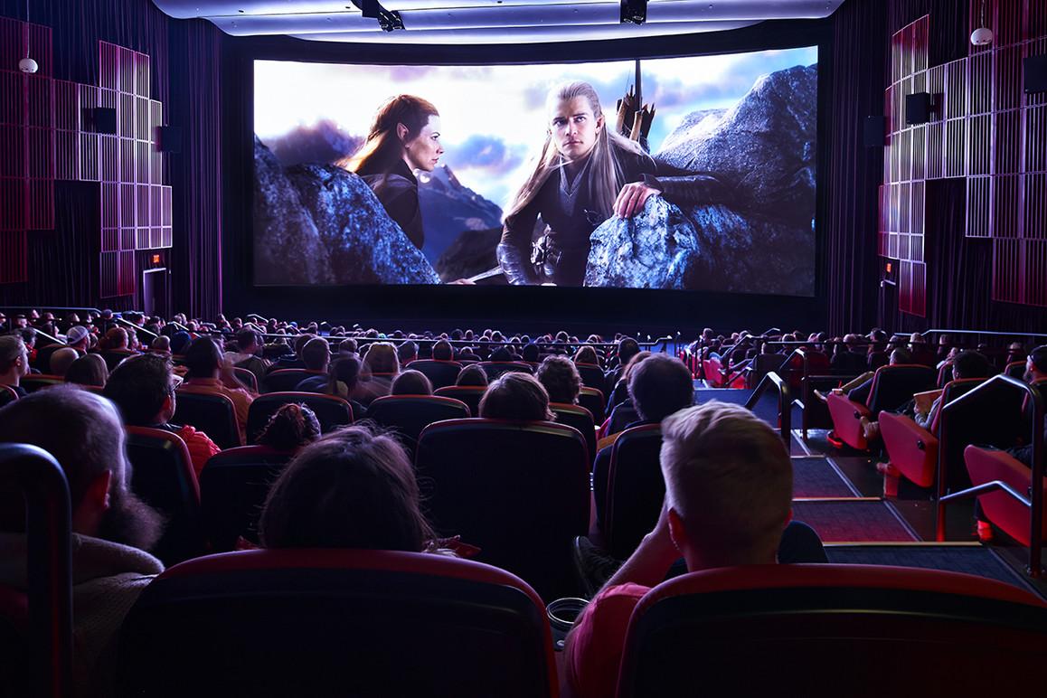 Fetiche De Cin Filo Sala De Cinema Tela Cinemascope -> Imagem De Sala De Cinema