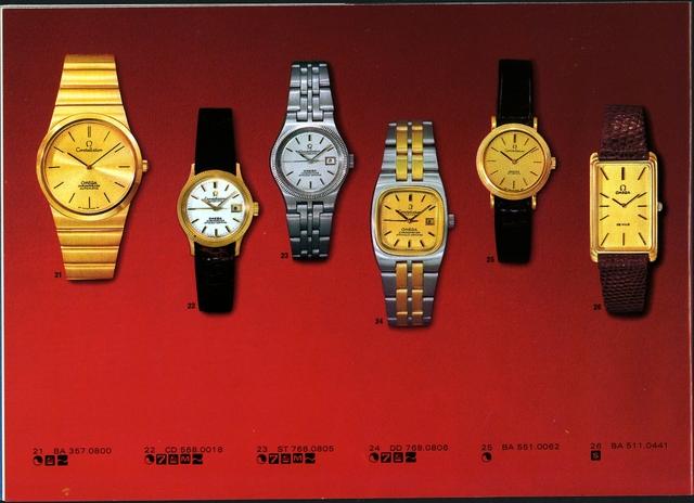 1955 - Ensimmäinen naisten automaattivetoinen kello 2297d56b5d