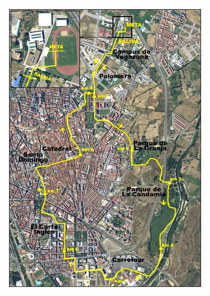 circuito 10 km ule