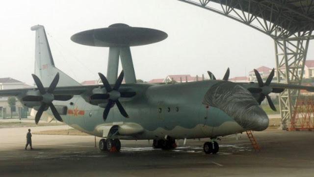 KJ-500 AEW&C aircraft