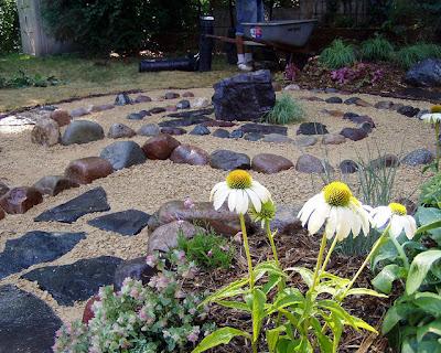 Dise o de patio rustico patios y jardines - Diseno de jardines rusticos ...