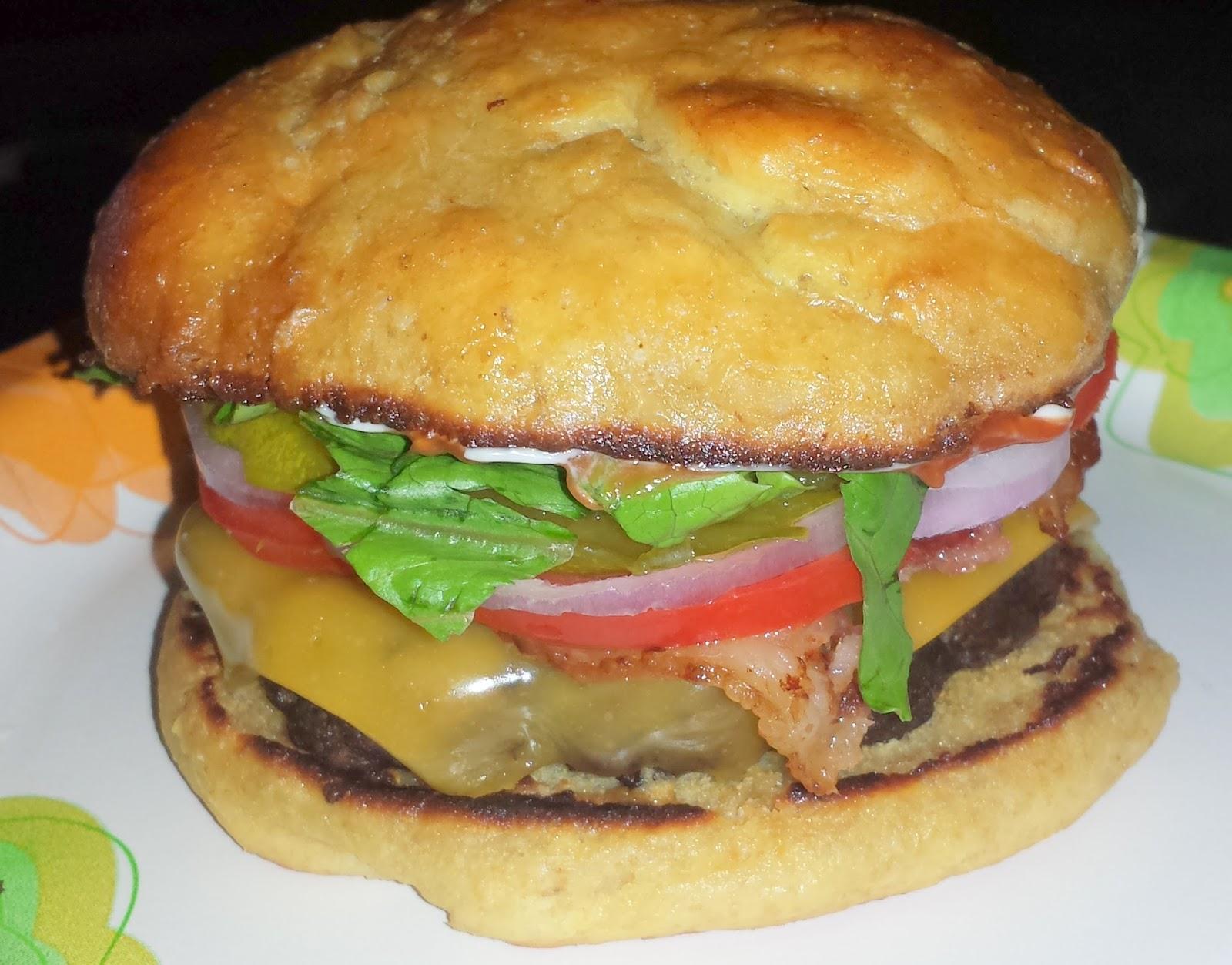 Leeann's Low Carb: Low Carb Burger Buns