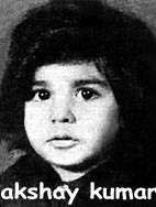 Akshay Kumar Childhood Pictures
