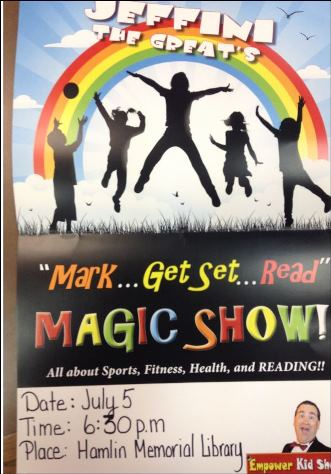 7-5 Mark...Get Set...Read Magic Show