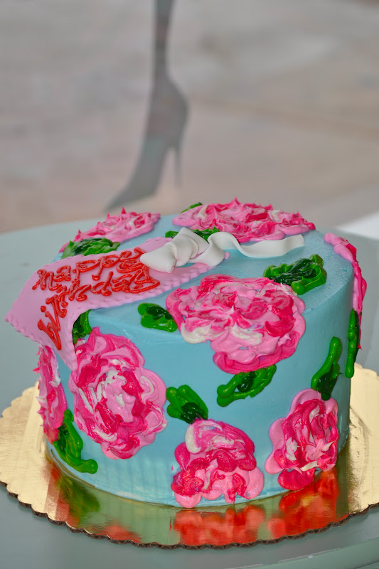 Coolest Cupcakes Lilly Pulitzer Cake