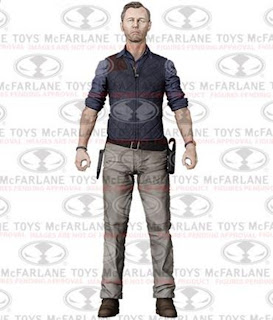 McFarlane Toys The Walking Dead Series 4 - The Governor Figure