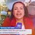 Jornalista é 'atacada' na Batalha das Limas...
