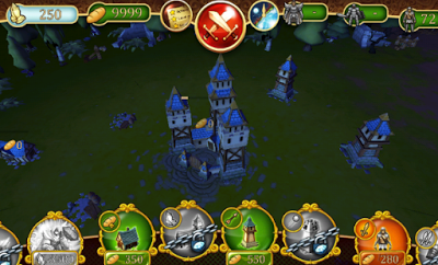 Battle Towers 2.9.8 Mod Apk-Screenshot-1