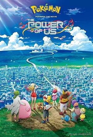 Pokémon O Filme - O Poder de Todos Filmes Torrent Download capa