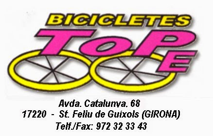 Bicicletes Tope