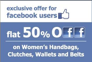 free offers,Get low cost belt,clutches,Wallets and HandBags