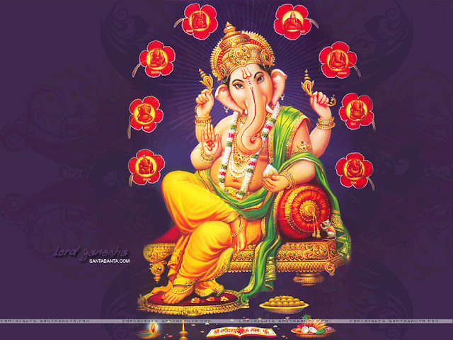 Lord Ganesha Image, Photo, Picture, Wallpaper